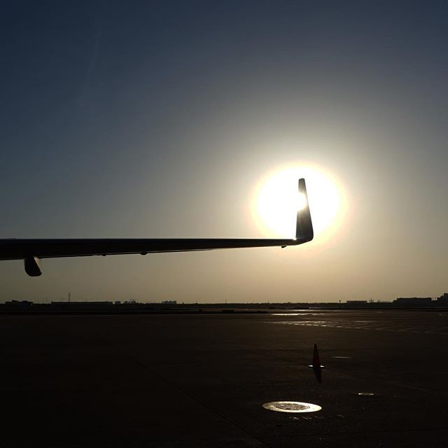 いざ!#東京カメラ部 #飛行機